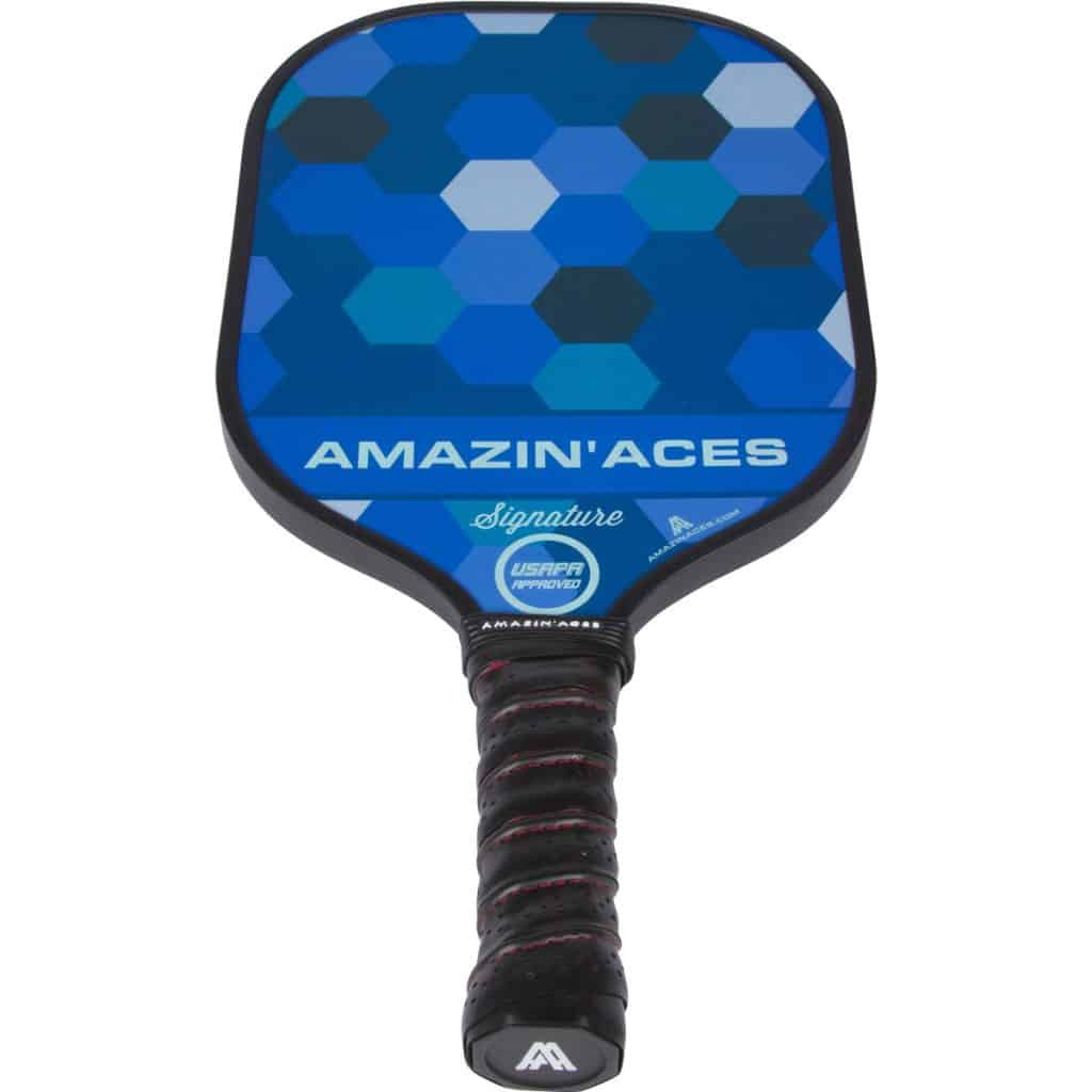 Amazin Aces Signature Pickleball Paddle