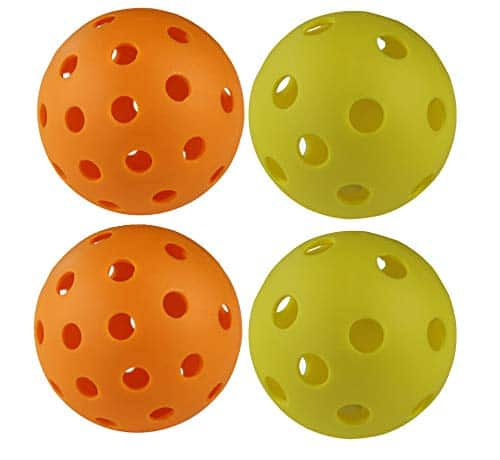 EasyTime Indoor and Outdoor Pickleball Balls