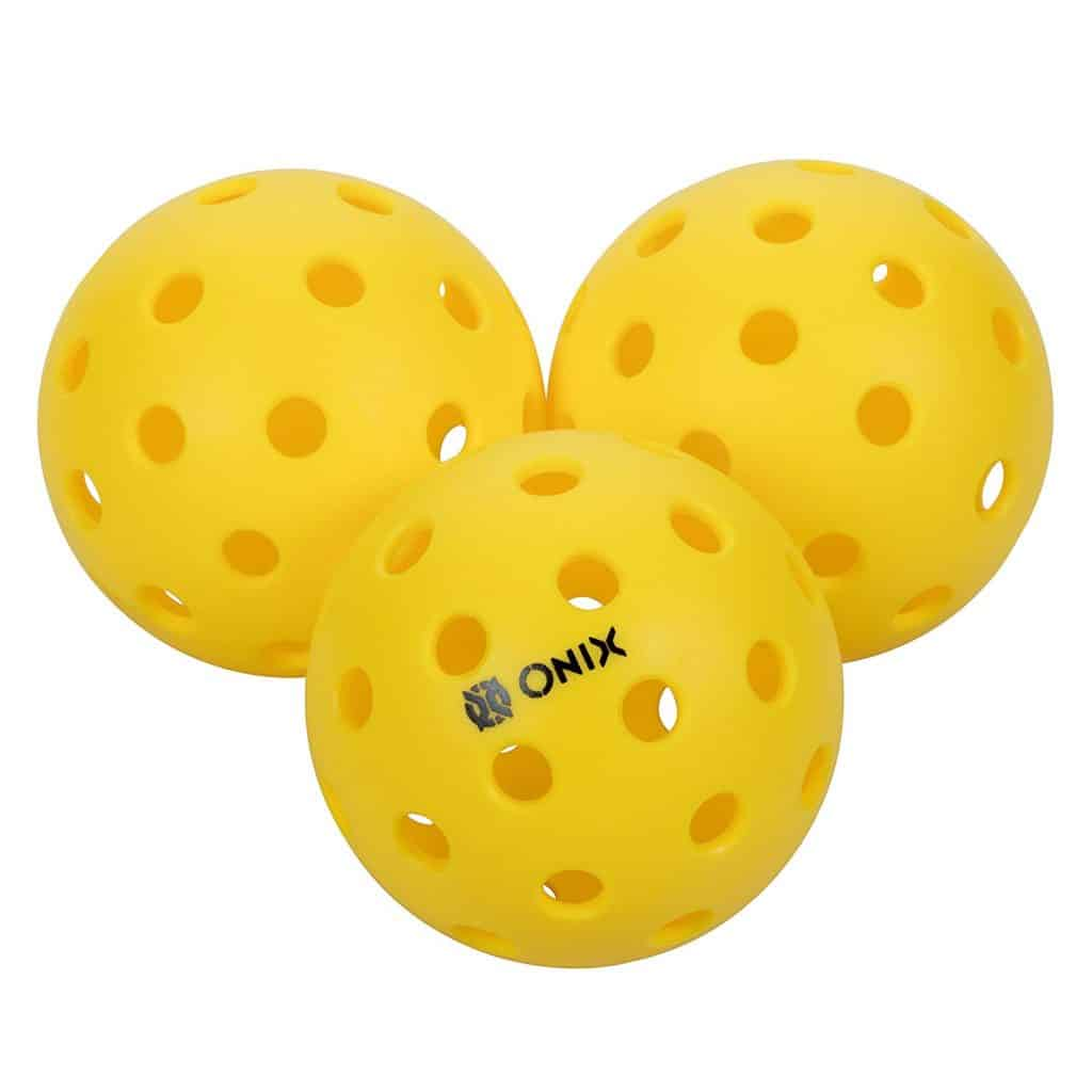 Onix Pure 2 Outdoor Pickleballs
