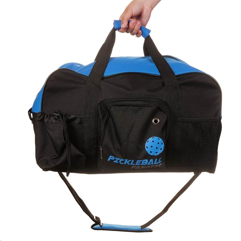 Pickleball Fanatic Duffle Bag