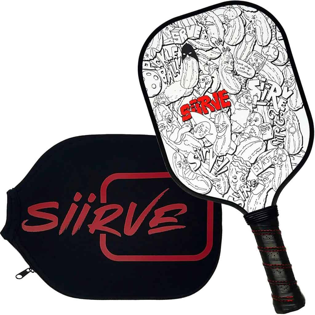 Siirve Graphite Pickleball Paddle