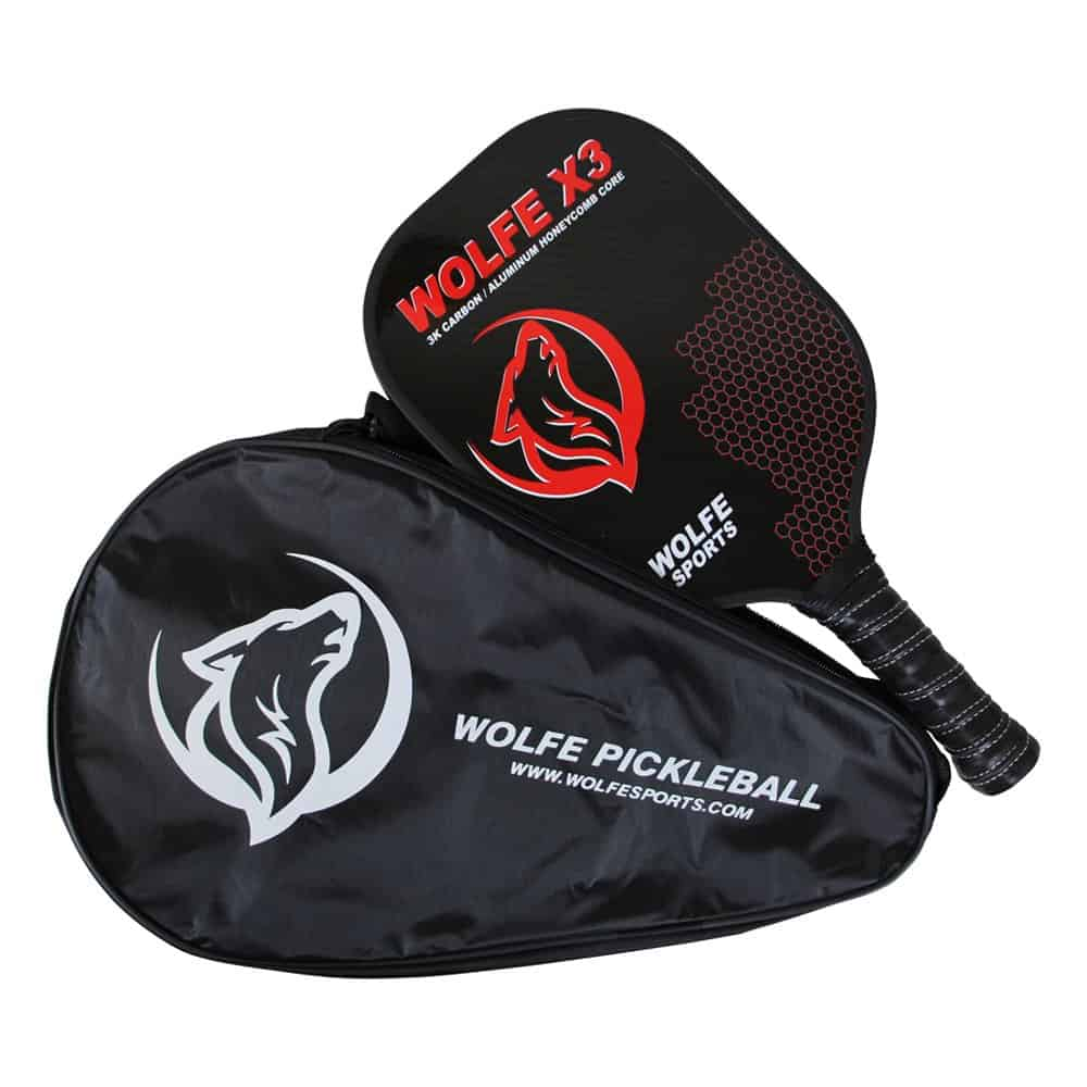 Wolfe X3 Pickleball Paddle