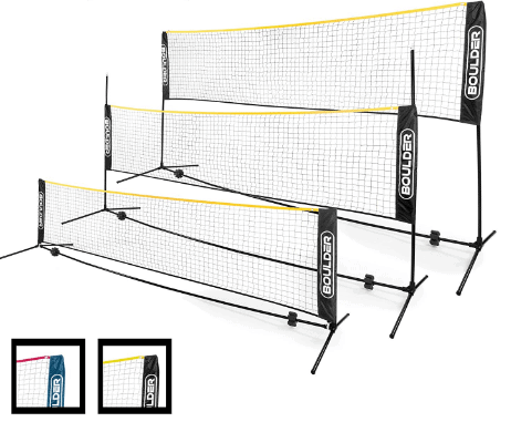 Boulder Portable Net for Pickleball