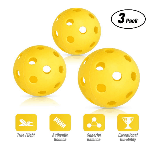 Top 10 Pickleball Balls for Indoor Play