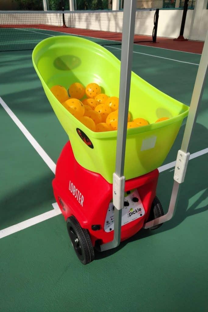 Top 10 Pickleball Ball Machines